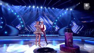 Dancing With the Stars. Taniec z Gwiazdami 9 - Odcinek 2 - Jakub  i Lenka