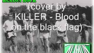Video KLAXON ROCK  - Zákony džungle /  cover  KILLER  - Blood on t