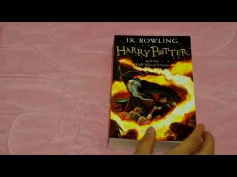 Harry Potter and the Half-Blood Prince UK Paperback New Cover 2014