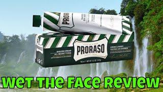 Proraso Green Shaving Cream