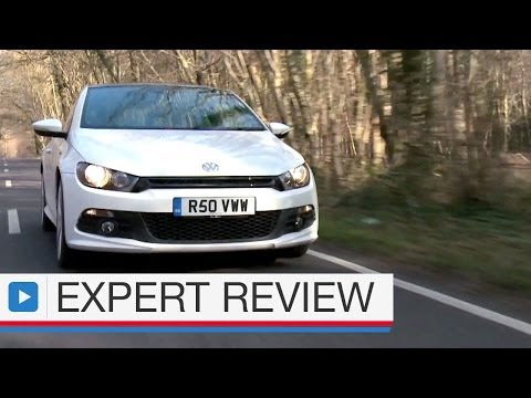 VW Scirocco expert car review