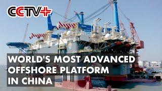 Najbardziej zaawansowana  platforma morska do podnoszenia ciężkich ładunków.