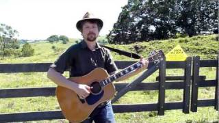 Leave It In the Ground - a song about coal seam gas by Davey Bob Ramsey