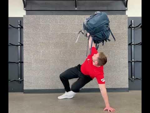 Backpack Turkish Get-up