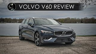 2019 Volvo V60 Review   Wagon Worship
