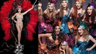 cabaret l'ange bleu emission sept à huit 4 janvier 2015 sur TF1