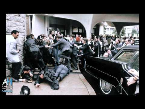 American Artifacts: Reagan Assassination Attempt -