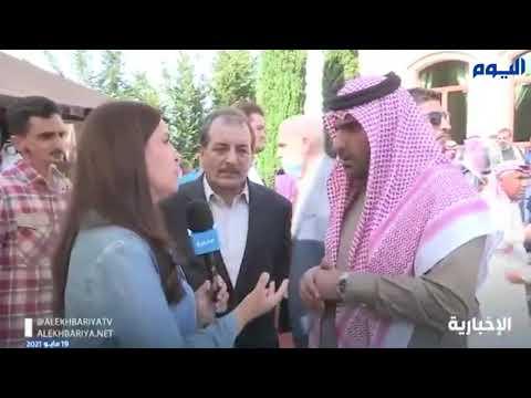 ارتدوا الزي السعودي.. بدو لبنان يردون على إساءة