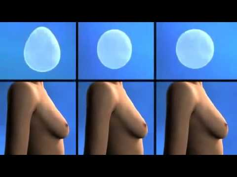 Augmenter le montant de la poitrine avec laide du massage