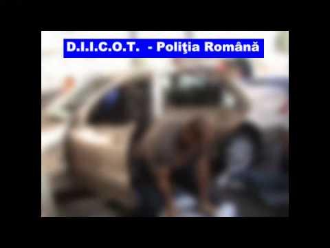 Hoți și traficanți de droguri, săltați de mascați [VIDEO]