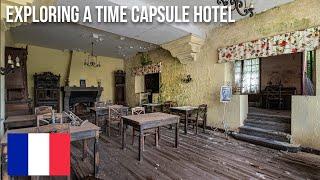 URBEX | Exploring a time capsule hotel