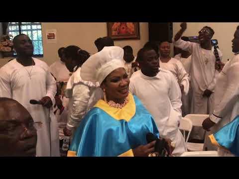 Moses Harmony @ CCC MAJEMU PARISH HARVEST 2017