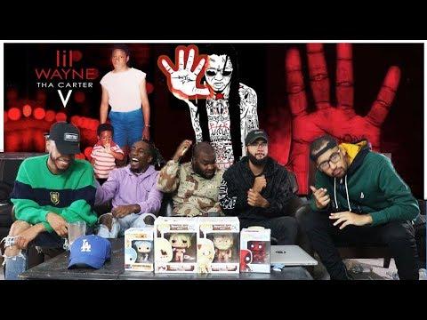 Lil Wayne - Tha Carter V (Full Album) REACTION/REVIEW