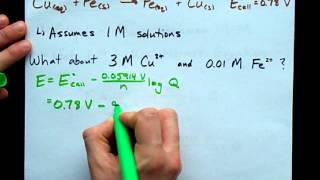 Learn Nernst Equation For Cell Emf In Terms Of Reaction Quotient