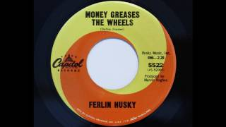 Ferlin Husky - Money Greases The Wheels (Capitol 5522)