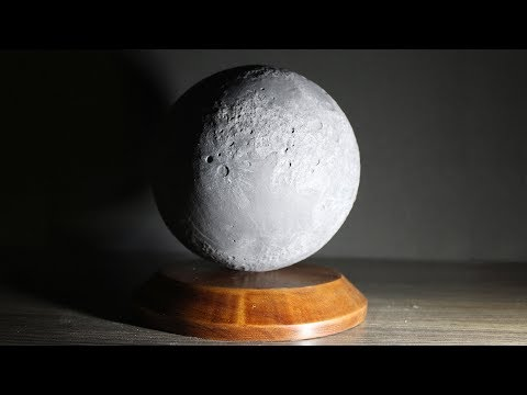 Make Your Very Own Moon Model