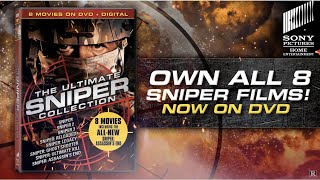 THE ULTIMATE SNIPER COLLECTION – Now on Digital and Blu-ray