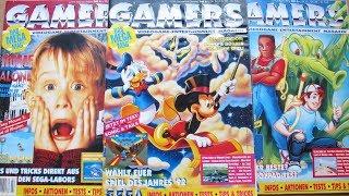 Anrufen zwecklos: Der DJ legt auf | Jetzt liest er auch noch #6: Gamers 1/93 (Dez/Jan)