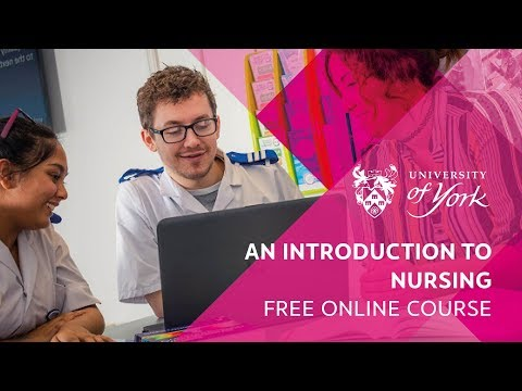 An introduction to nursing (free online course) - YouTube