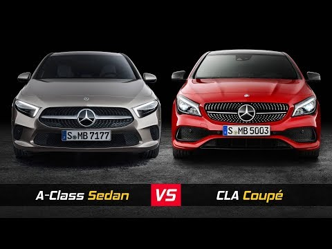 Mercedes Benz  Cla Class Coupe Купе класса C - тест-драйв 4