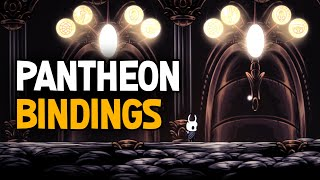 Hollow Knight 5th Pantheon With Bindings
