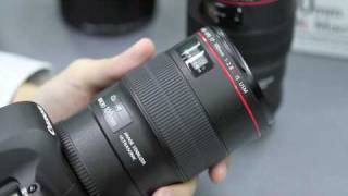 Canon EF 100mm f2.8L Macro IS Lens - Hands-on Review