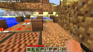 how to use redstone repeaters with note blocks - Kênh video