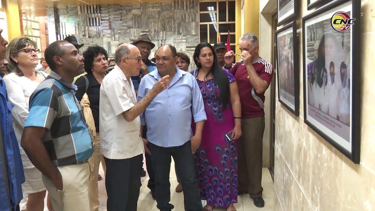 Abre al público granmense expo fotográfica en tributo a Faustino Pérez