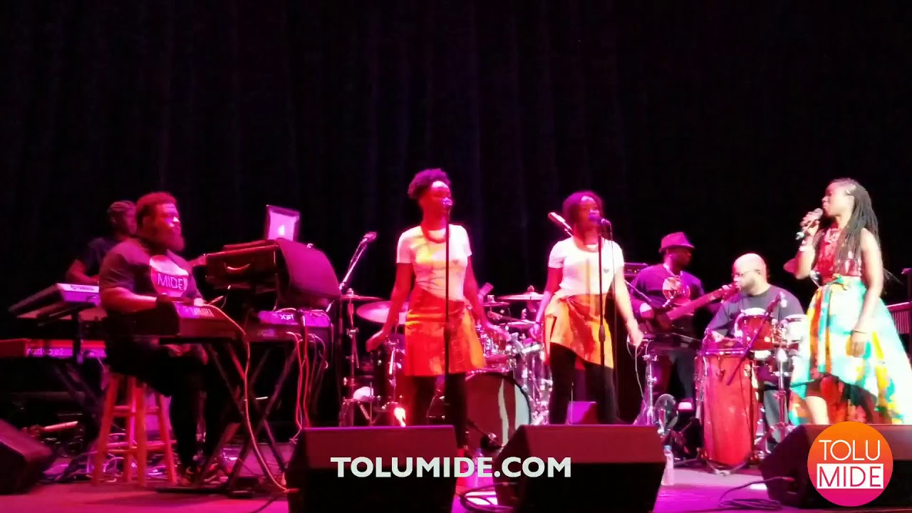 TolumiDE LIVE at Howard Theatre