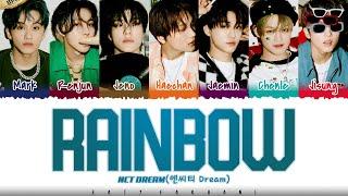 NCT DREAM - 'RAINBOW' (책갈피) Lyrics [Color Coded_Han_Rom_Eng]