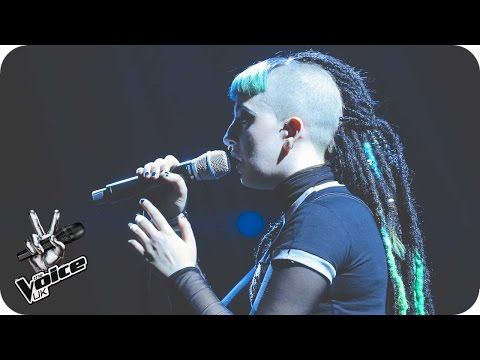 Cody Frost performs 'Mad World': The Live Final - The Voice UK 2016