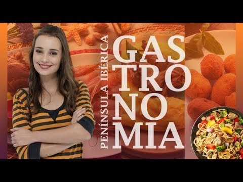 Descubra a gastronomia da Península Ibérica