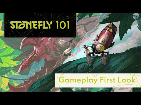 Stonefly : Gameplay first look