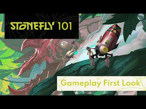 Gameplay first look de Stonefly