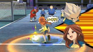 Inazuma Eleven Go Strikers 2013 Raimon 4.0 Vs Orpheus Wii 1080p (Dolphin/hacks)
