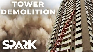 Demolition Squad: London (Building Demolition Documentary) | Spark