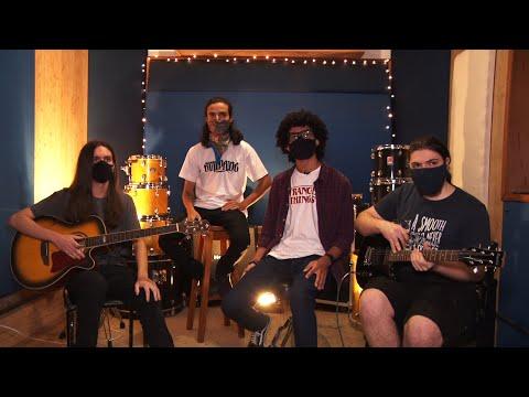 Banda friburguense lança primeiro clipe com música autoral