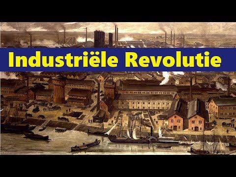 Oorzaken voor de Industriële Revolutie