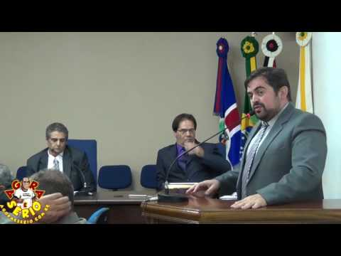 Tribuna Vereador Wilhians Soares dia 21 de Março de 2017