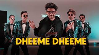 Dheeme Dheeme | Pati Patni Aur Woh | Ft. KARTIK AARYAN | MJ5