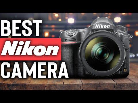 Best Nikon Cameras in 2021