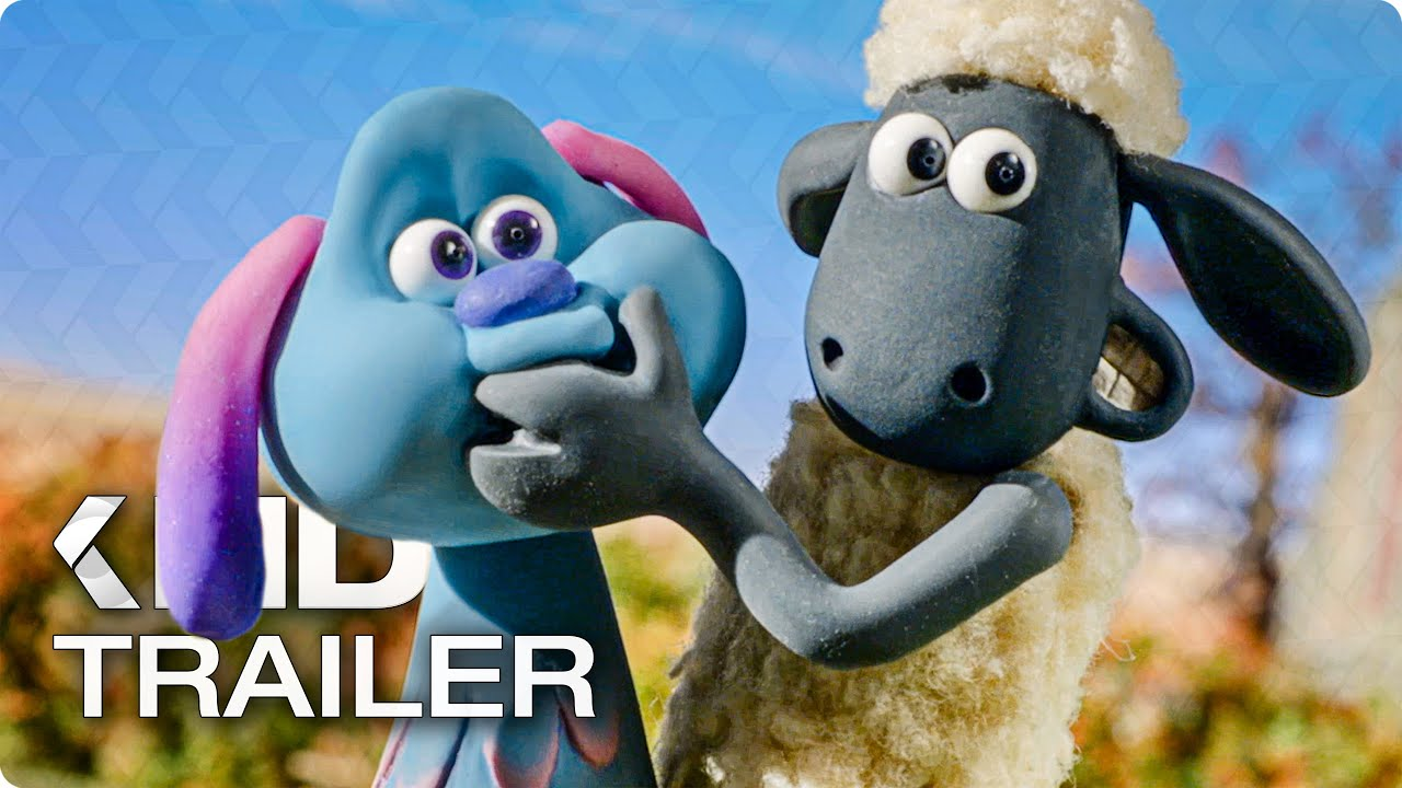 Animation Movie: Shaun the Sheep Movie: Farmageddon, 2019