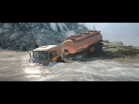 Spintires: MudRunner Steam Key PC GLOBAL - 1