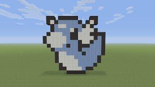 Minecraft Pixel Art Tutorial Easy Pokemon 免费在线视频最佳电影电视