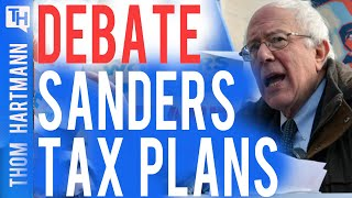 Libertarian Concedes To 'Socialist' Sanders' Economic Plan ( w/ Charles Sauer)
