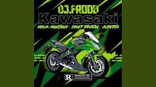 Kadr z teledysku Kawasaki tekst piosenki Malik Montana feat. Alberto & Josef Bratan