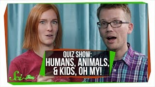 SciShow Quiz Show: A Different Kind of Animal Wonders - Video Youtube