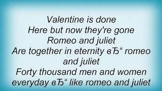 Apollo 440 - Don't Fear The Reaper Lyrics