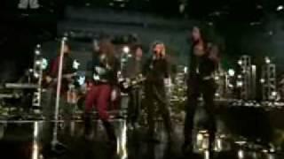 Miley Cyrus Rockin' Around the Christmas tree performance on nbc's christmas in rockefeller 2008