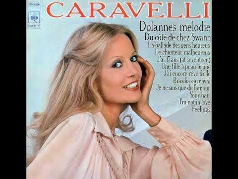 CARAVELLI - DOLANNES MELODIE [LP]